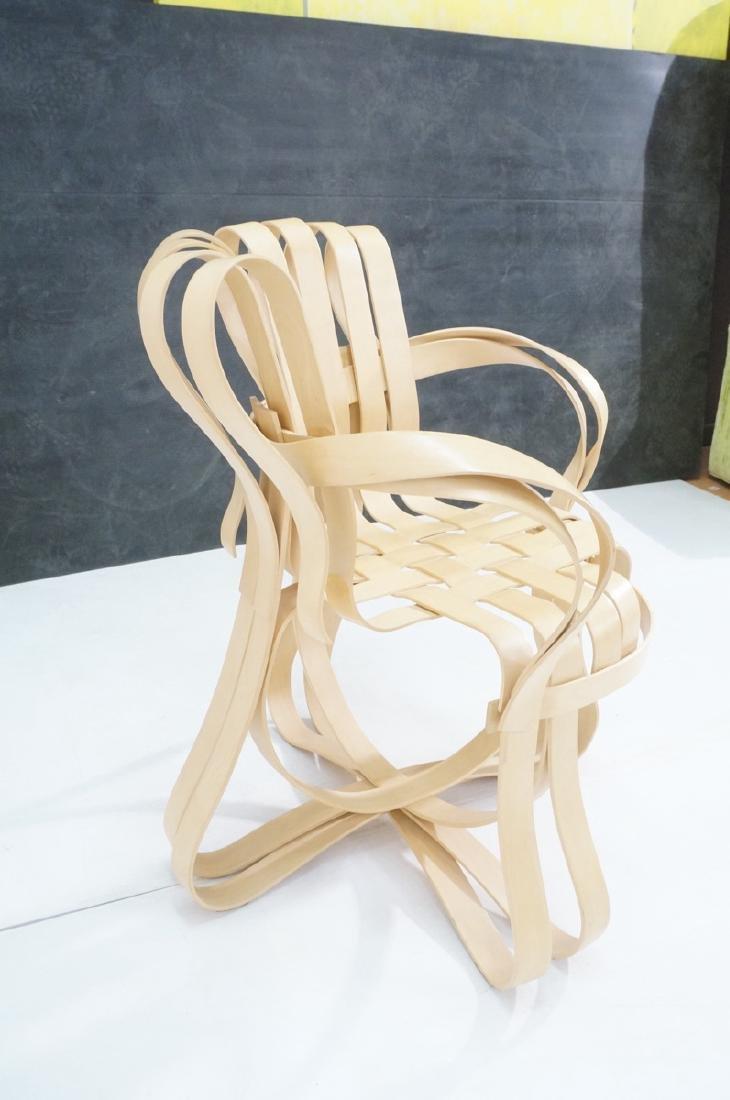 FRANK GEHRY Cross Check Chair. Modern KNOLL - 4