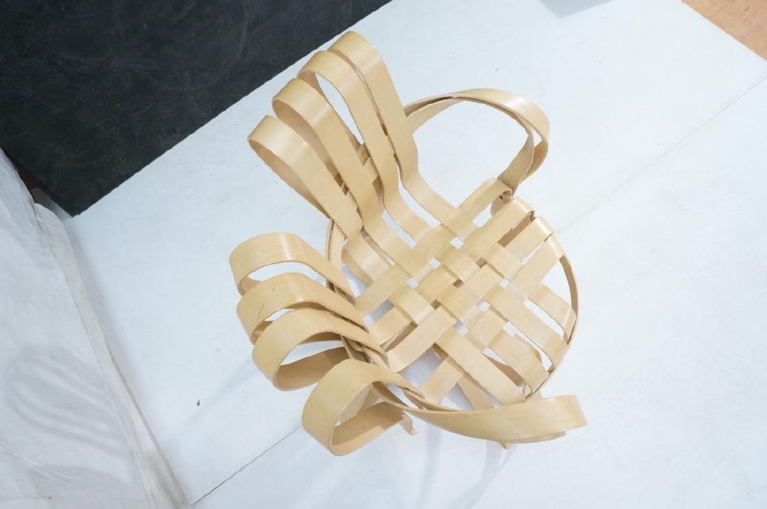 FRANK GEHRY Cross Check Chair. Modern KNOLL - 5