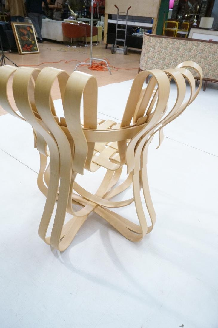 FRANK GEHRY Cross Check Chair. Modern KNOLL - 8
