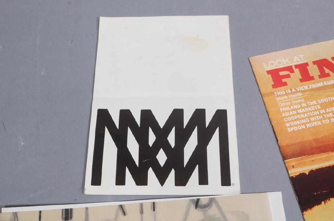 Lot Of Modern Design Ephemera. MULTIPLES GALLERY, - 7
