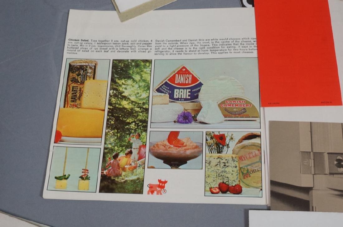 DESIGN RESEARCH Pamphlets including MARIMEKKO Tex - 10