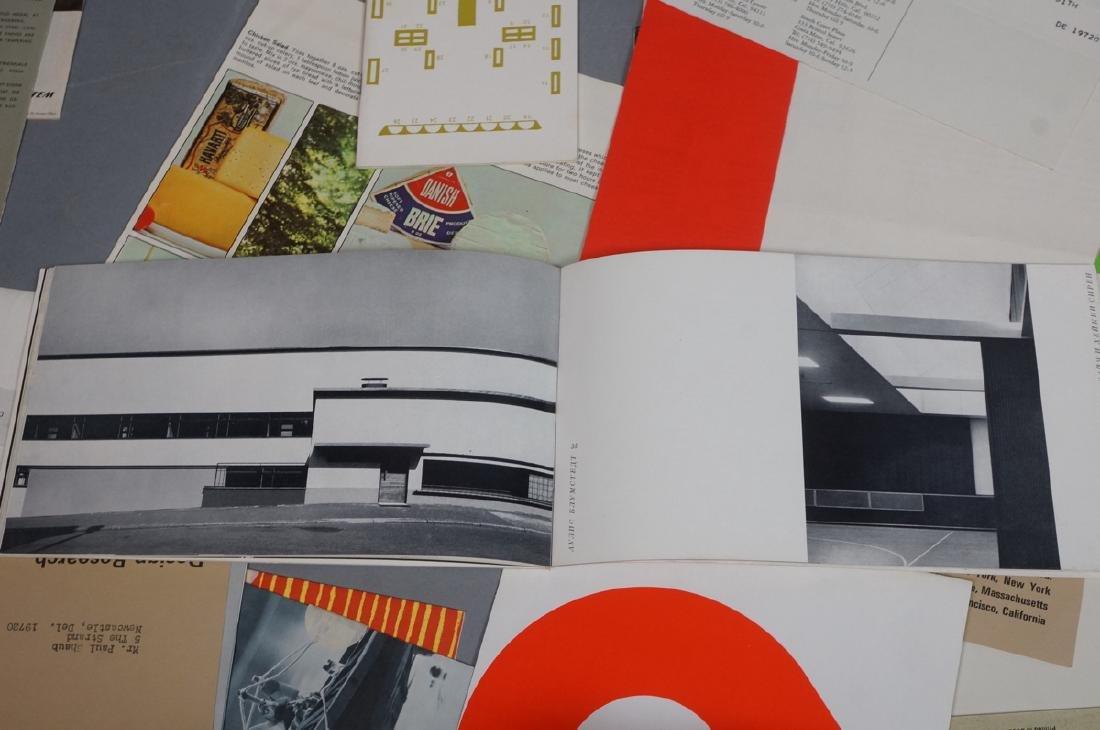 DESIGN RESEARCH Pamphlets including MARIMEKKO Tex - 7