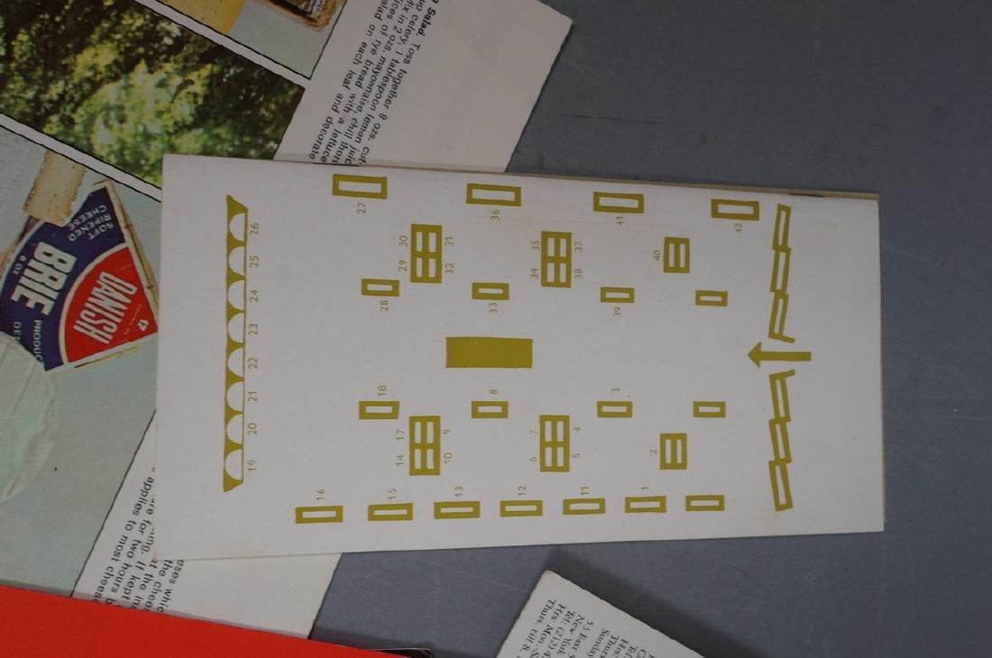 DESIGN RESEARCH Pamphlets including MARIMEKKO Tex - 9