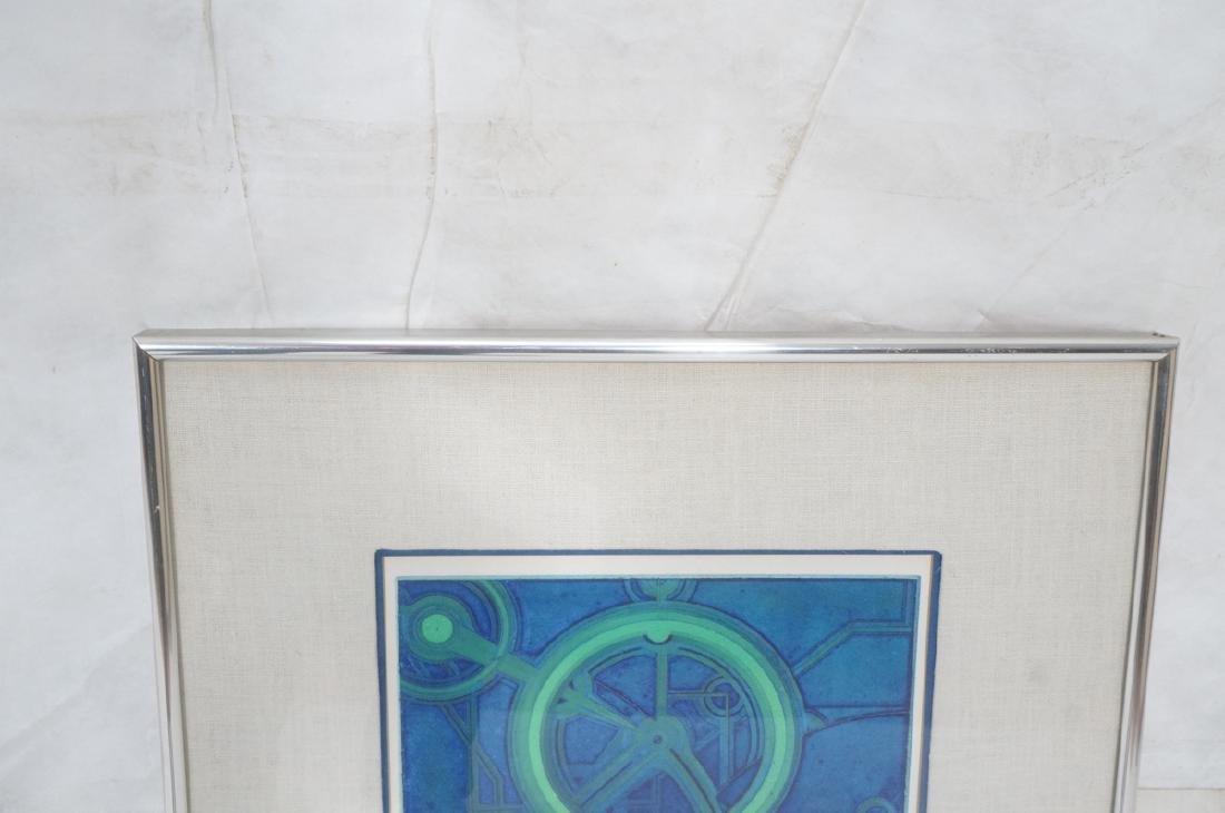"""YASUYUKI KIHARA """"Ecole Vert""""  Blue Green Industri - 3"""
