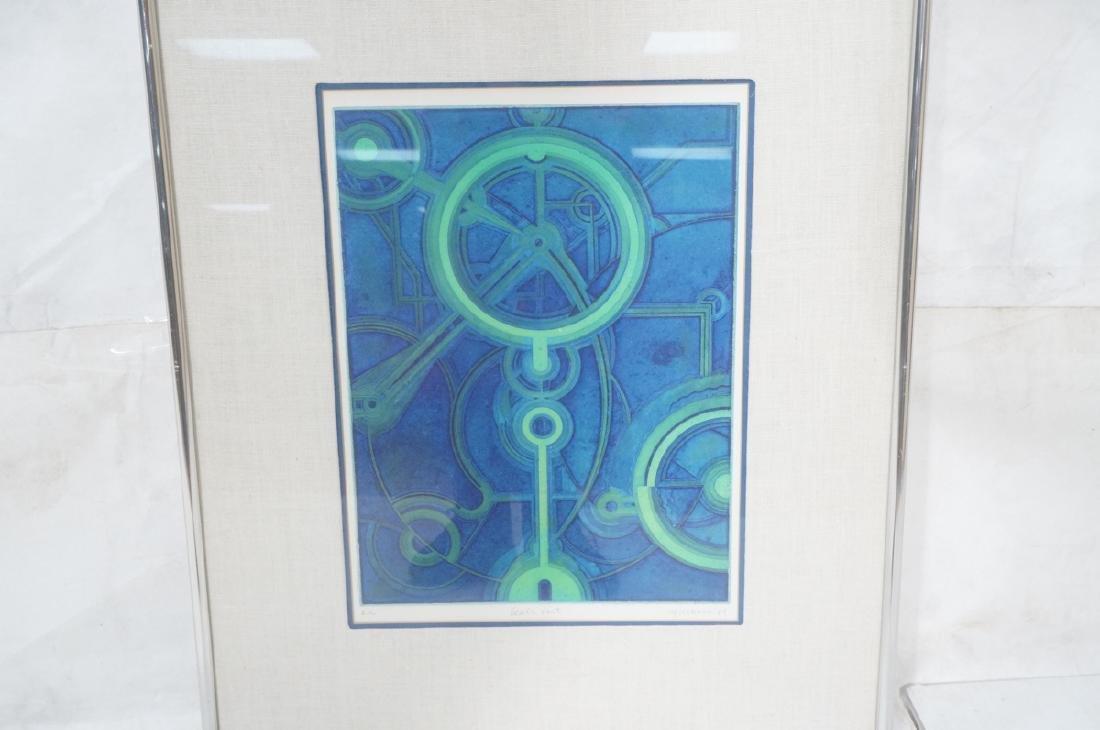 """YASUYUKI KIHARA """"Ecole Vert""""  Blue Green Industri - 4"""