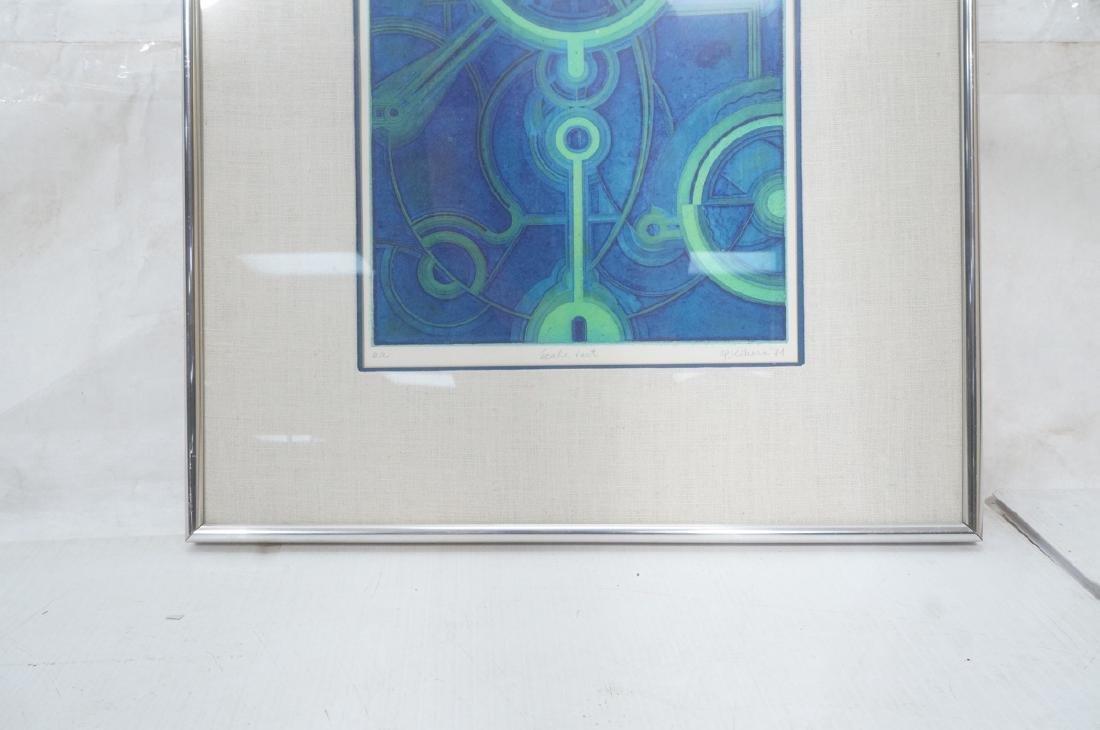 """YASUYUKI KIHARA """"Ecole Vert""""  Blue Green Industri - 5"""