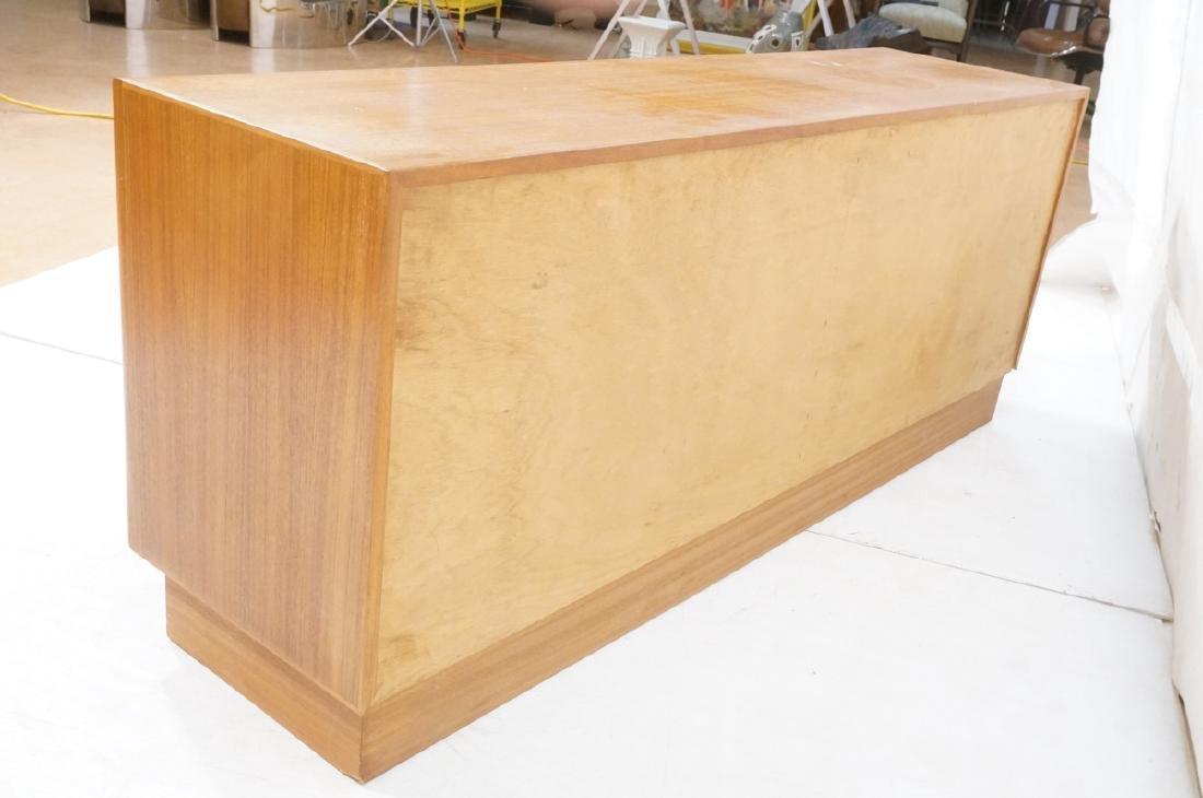 Danish Modern Teak ART FURN Six Drawer Dresser. b - 4