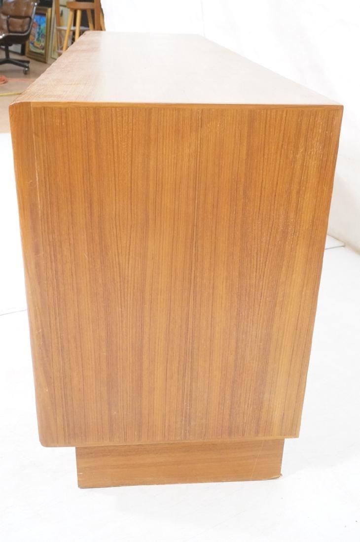 Danish Modern Teak ART FURN Six Drawer Dresser. b - 5