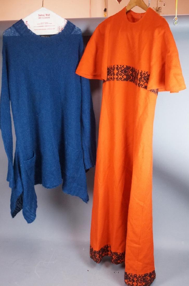 2pc Finland Wool Clothing Lot. RITVA FALLA for MA