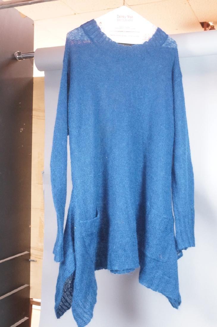 2pc Finland Wool Clothing Lot. RITVA FALLA for MA - 2