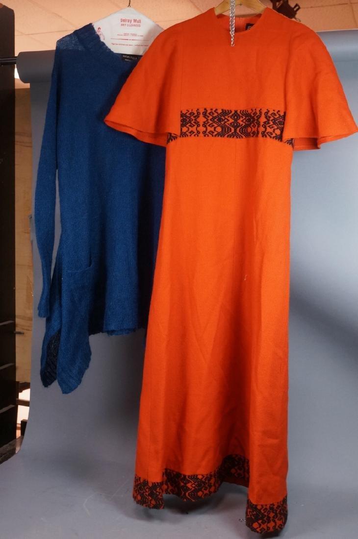 2pc Finland Wool Clothing Lot. RITVA FALLA for MA - 4