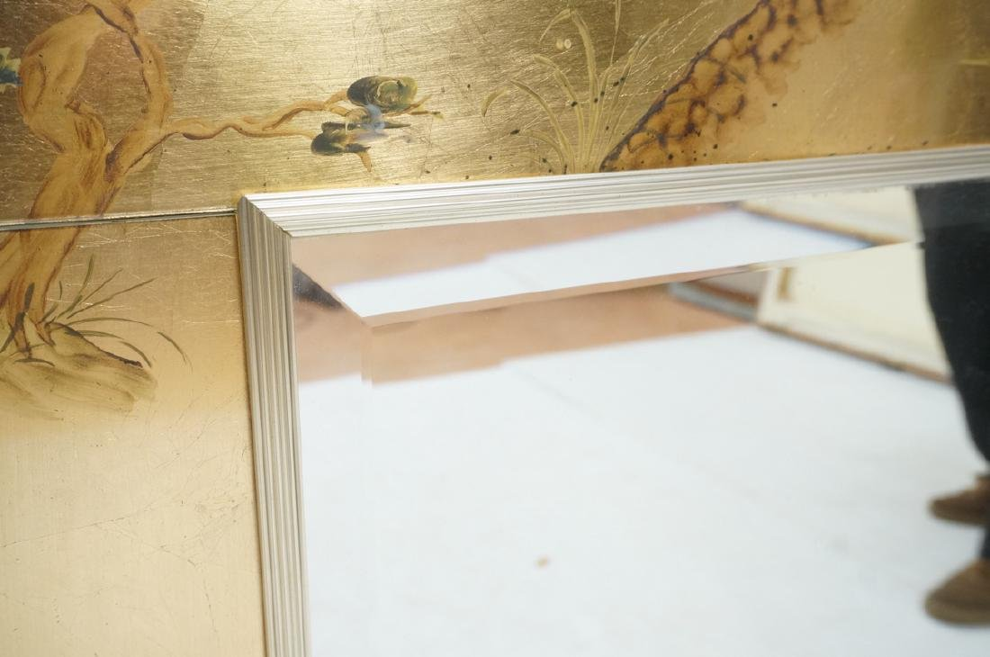 LaBARGE Eglomise Wall Mirror. Signed Wester Hof ' - 6