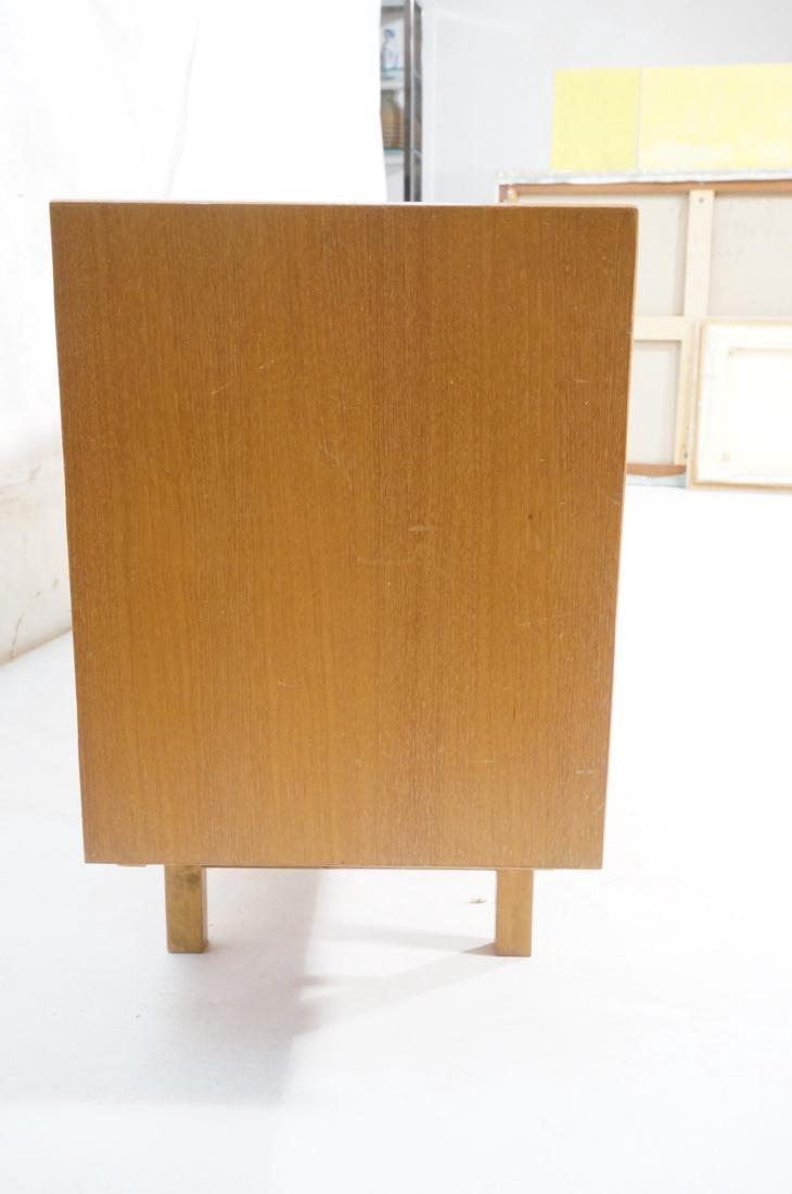 Teak Danish Modern Credenza Sideboard. Raised on - 3