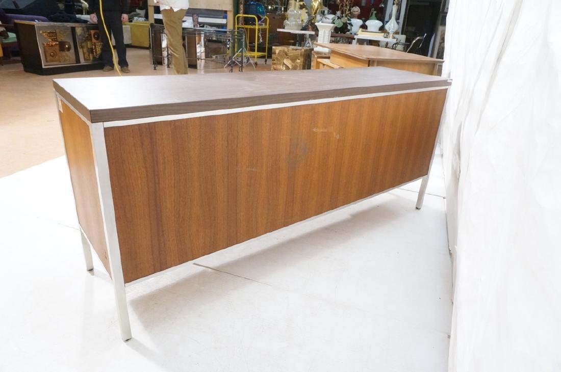American Modern JG STANDARD Credenza. Wood grain - 6