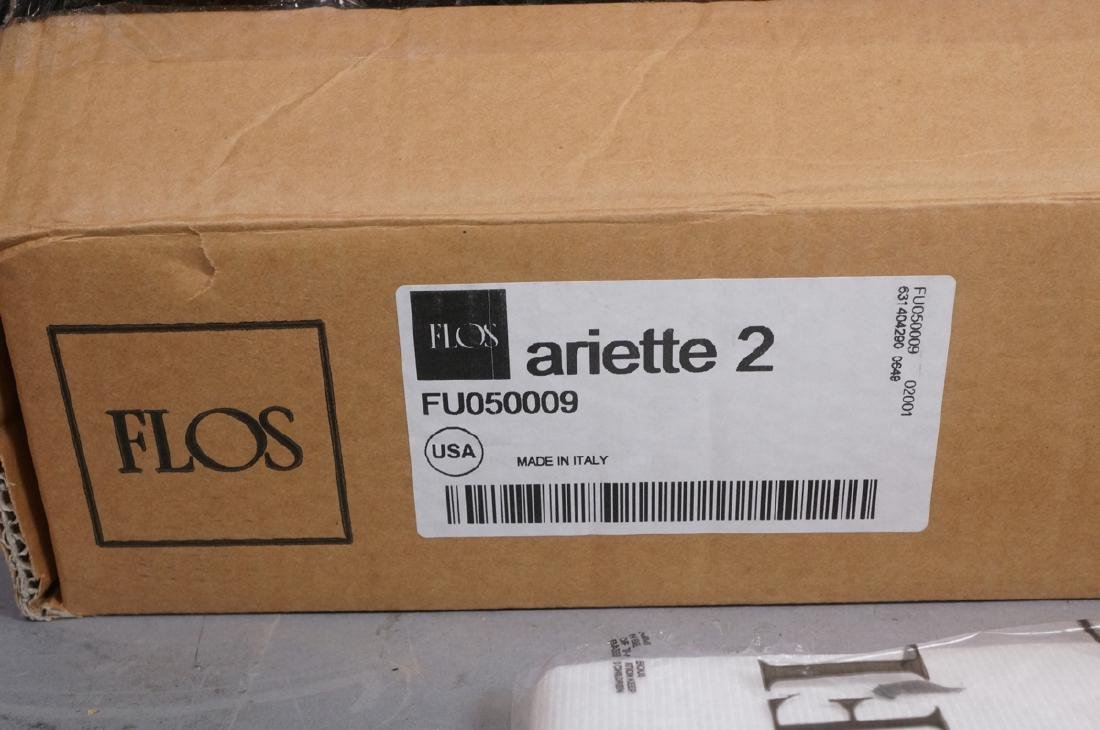 FLOS Ariette 2 Light TOBIA SCARPA New in box. Ita - 3