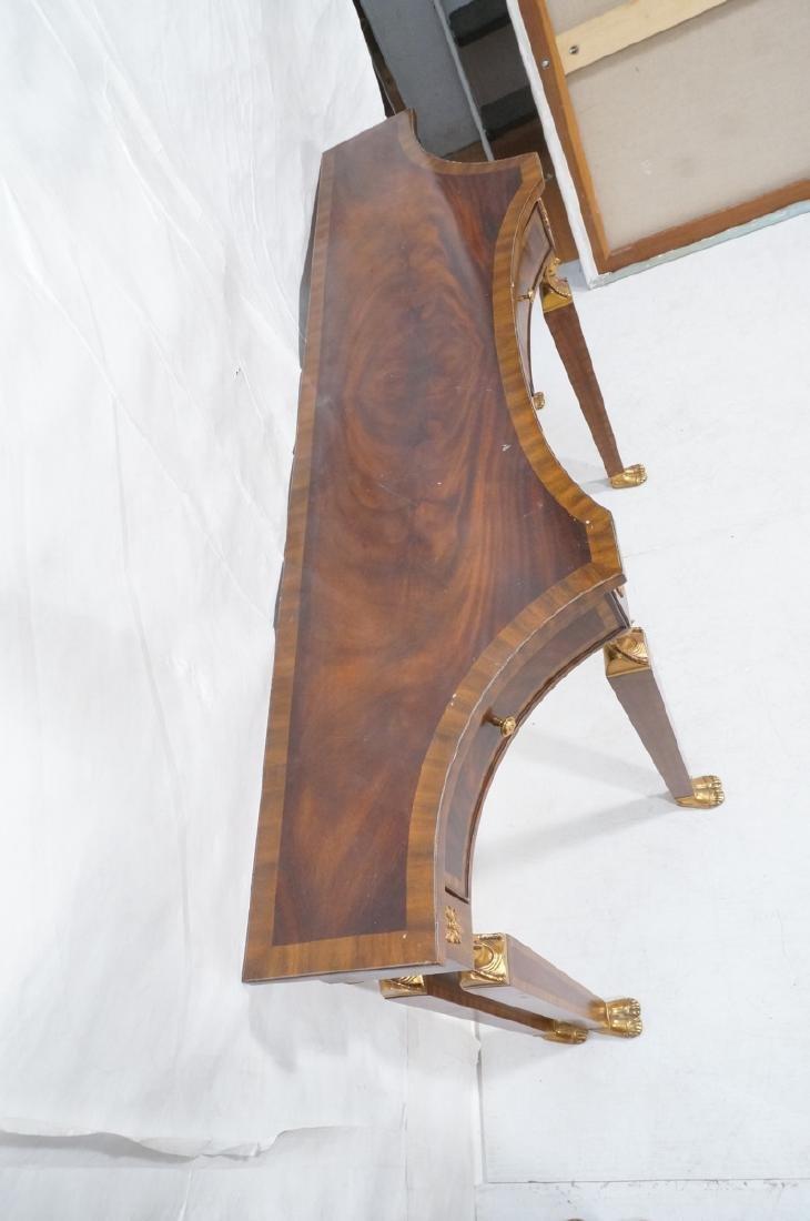 Pr MAITLAND SMITH Neo Classical Mahogany Console - 7