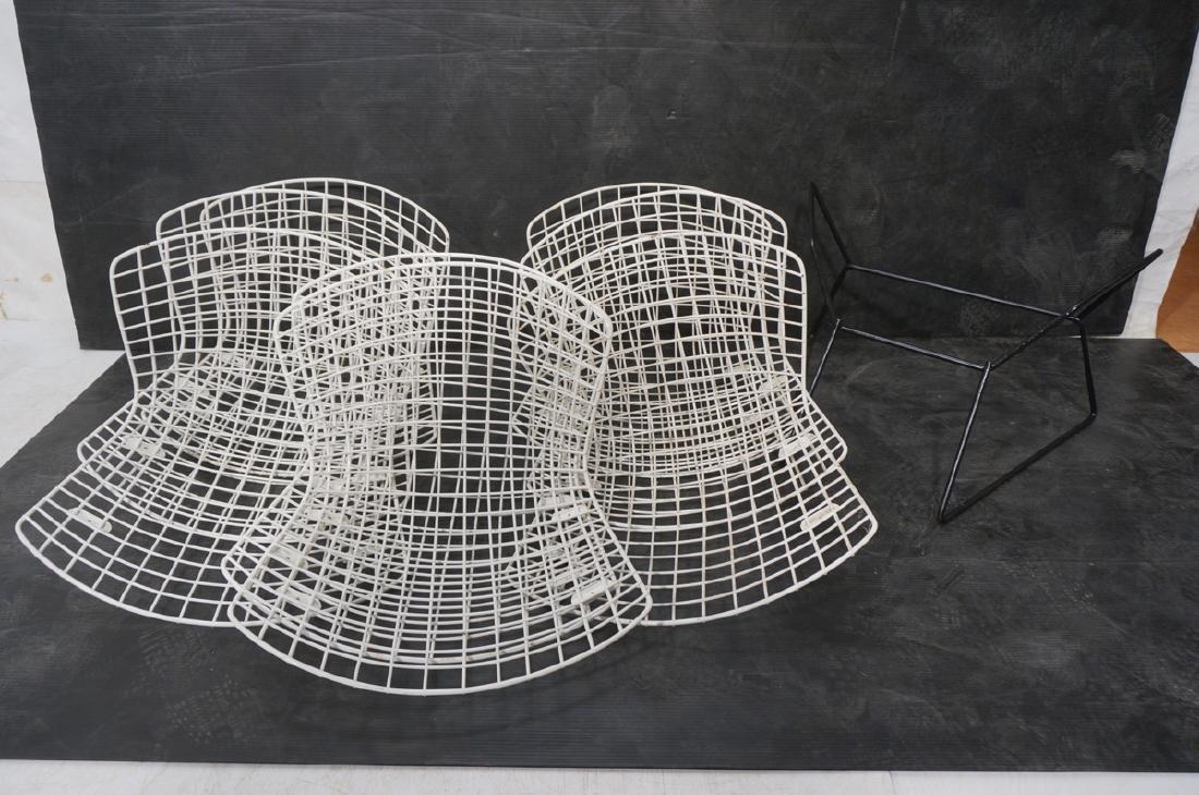 KNOLL HARRY BERTOIA Modern Chair Parts Lot. 1 bla