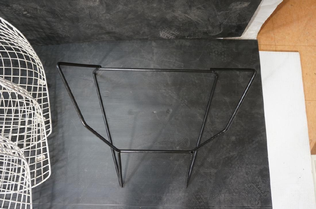 KNOLL HARRY BERTOIA Modern Chair Parts Lot. 1 bla - 3
