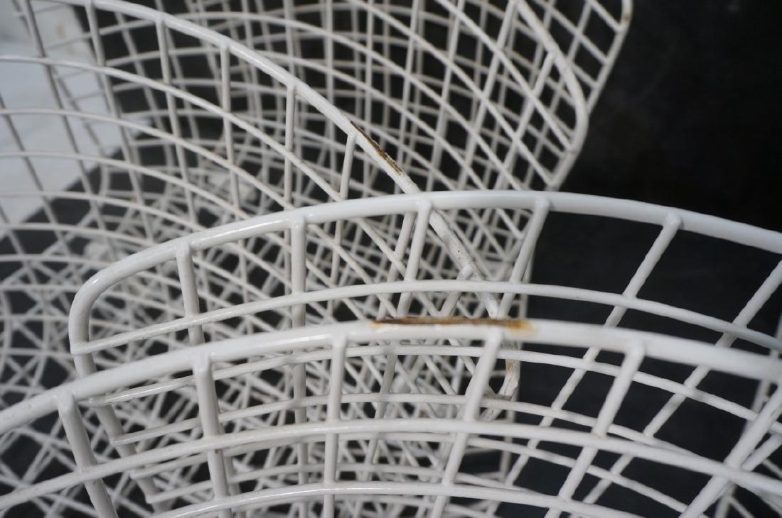 KNOLL HARRY BERTOIA Modern Chair Parts Lot. 1 bla - 8
