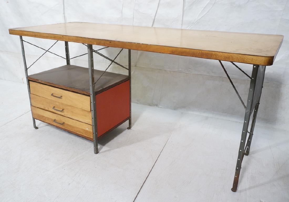 CHARLES EAMES for HERMAN MILLER ESU Desk. Plywood
