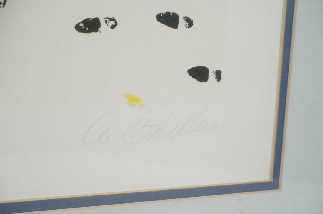 LEOPOSILLICO Silkscreen Print Primary Colored Foo - 7