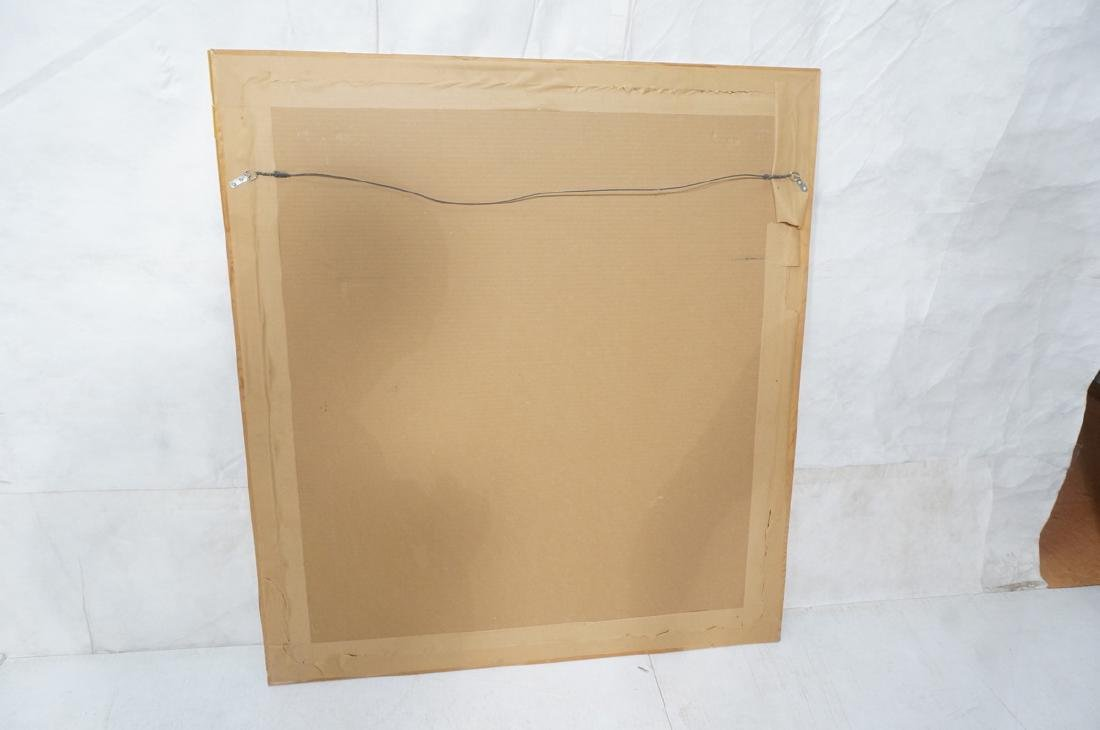 LEOPOSILLICO Silkscreen Print Primary Colored Foo - 8