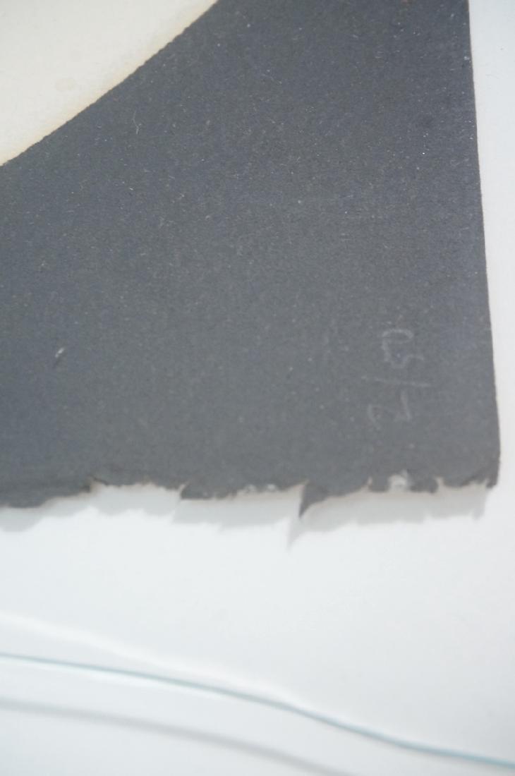 Margaret Preston Nude #3 Embossed paper print.  S - 3