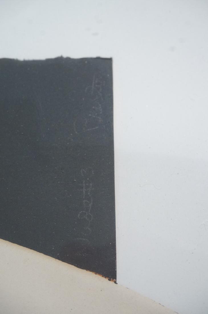 Margaret Preston Nude #3 Embossed paper print.  S - 5