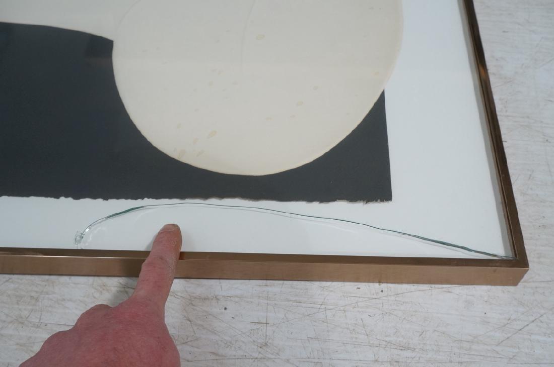 Margaret Preston Nude #3 Embossed paper print.  S - 6