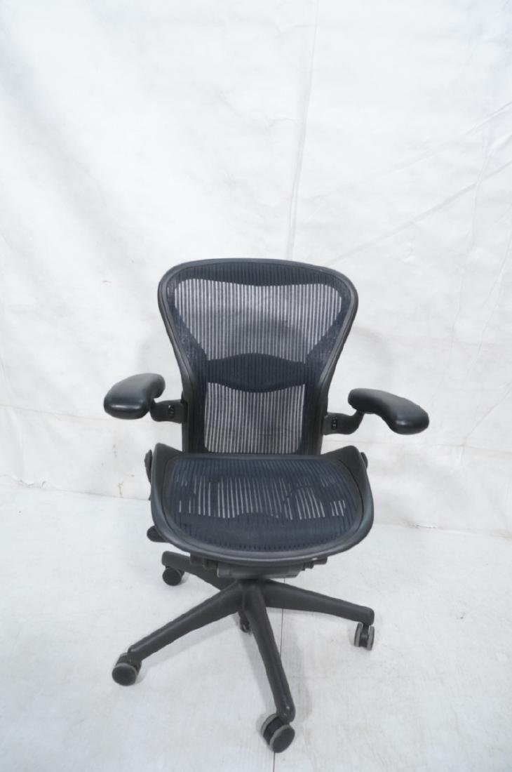 HERMAN MILLER Aeron Rolling Office Executive Chai - 2