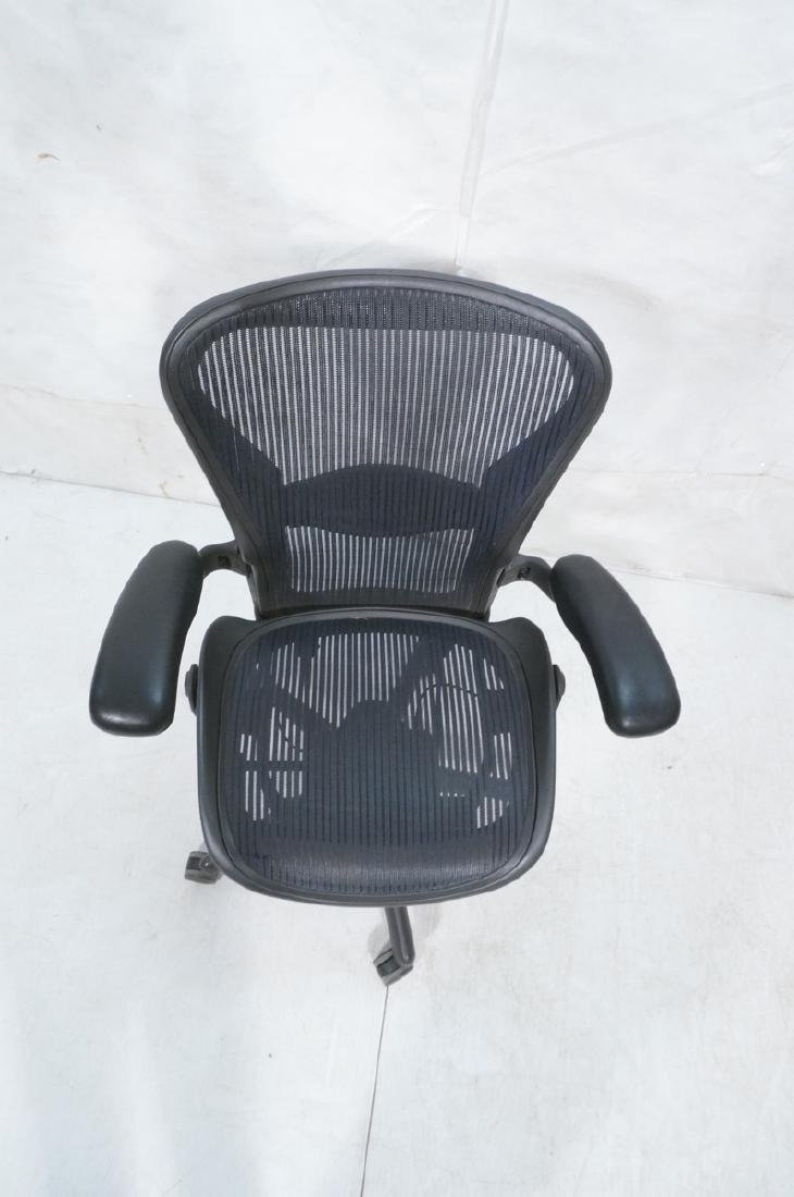 HERMAN MILLER Aeron Rolling Office Executive Chai - 3
