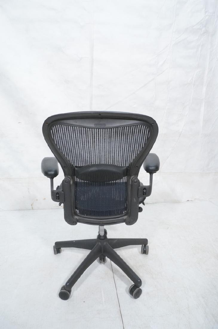 HERMAN MILLER Aeron Rolling Office Executive Chai - 5
