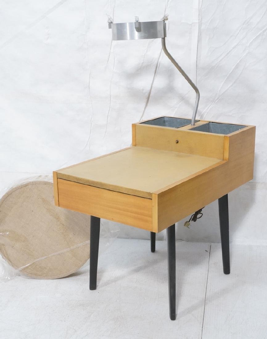 HERMAN MILLER by GEORGE NELSON Lamp Table Planter