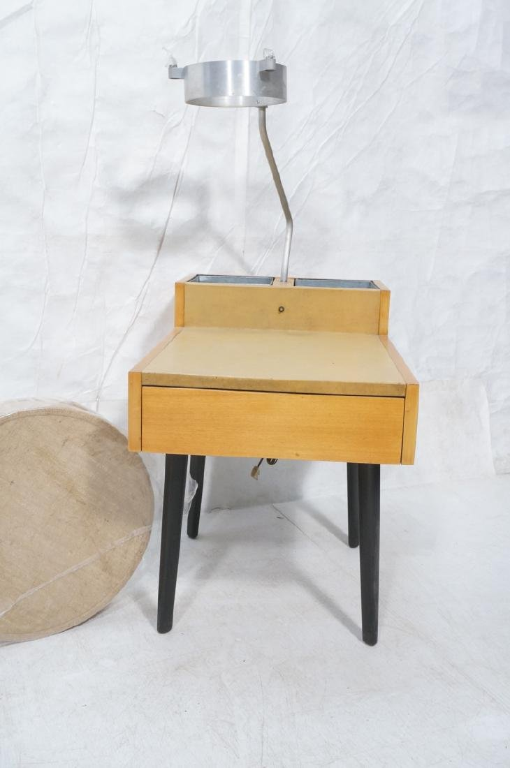 HERMAN MILLER by GEORGE NELSON Lamp Table Planter - 3
