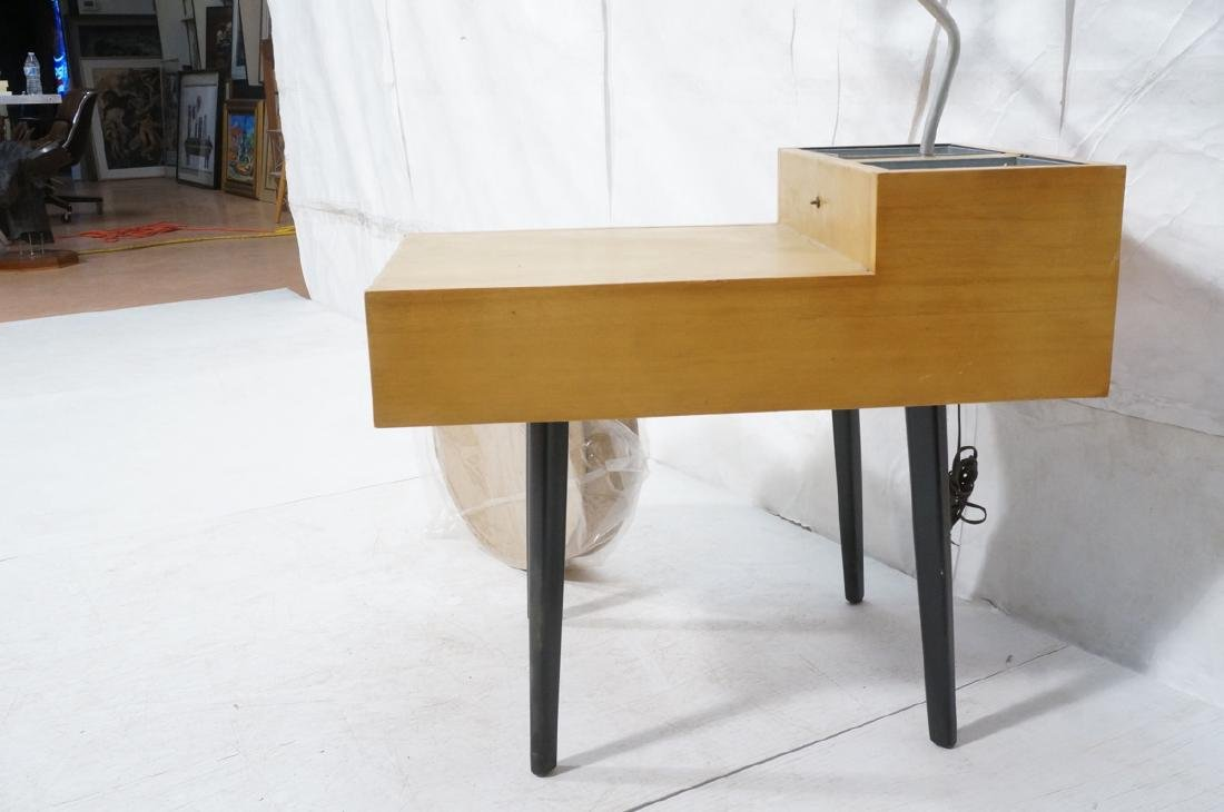 HERMAN MILLER by GEORGE NELSON Lamp Table Planter - 4