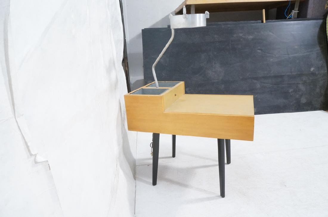 HERMAN MILLER by GEORGE NELSON Lamp Table Planter - 5