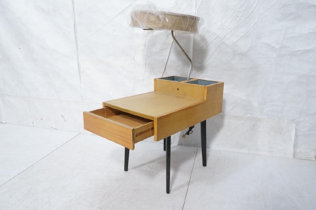 HERMAN MILLER by GEORGE NELSON Lamp Table Planter - 9