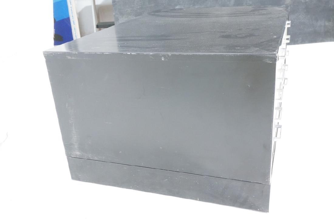 MAYLINE Metal Map Case Horizontal File Cabinet 5 - 3