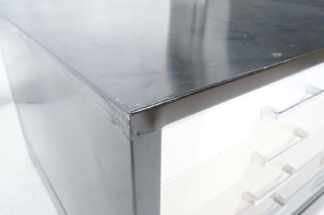 MAYLINE Metal Map Case Horizontal File Cabinet 5 - 6