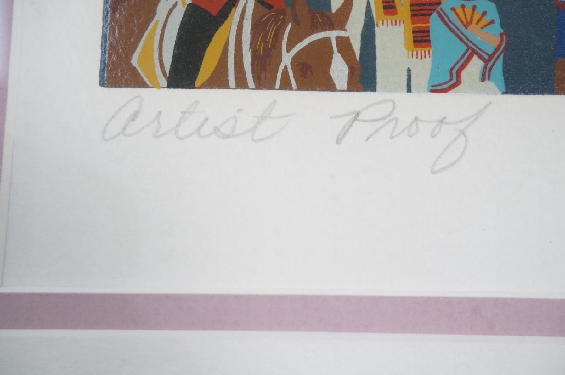 MELANIE TAYLOR KENT Statue of Liberty Print. Four - 3