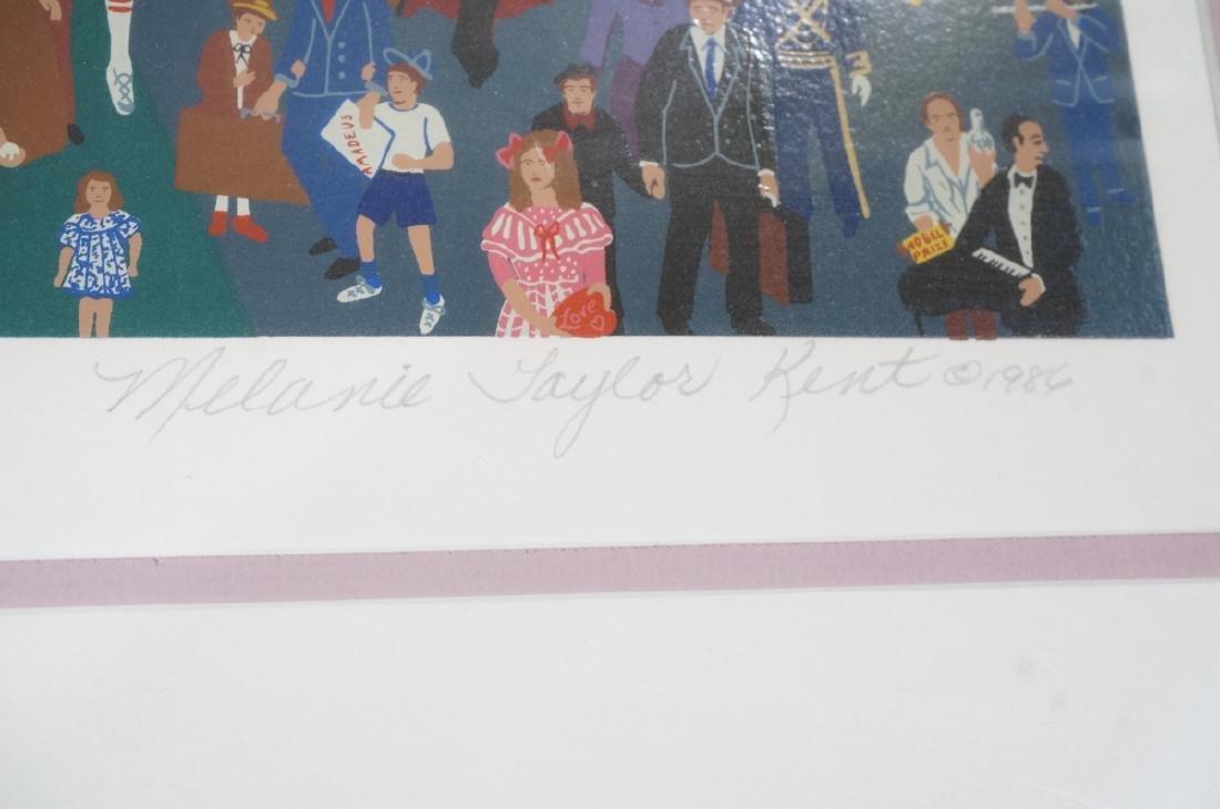 MELANIE TAYLOR KENT Statue of Liberty Print. Four - 5