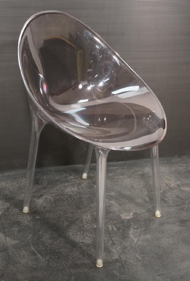 Kartell Mr Impossible STARK chair. Modernist Luci