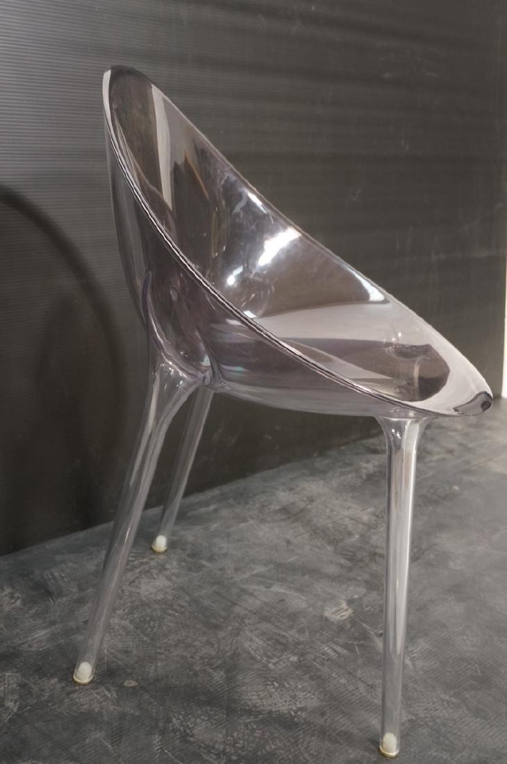 Kartell Mr Impossible STARK chair. Modernist Luci - 2