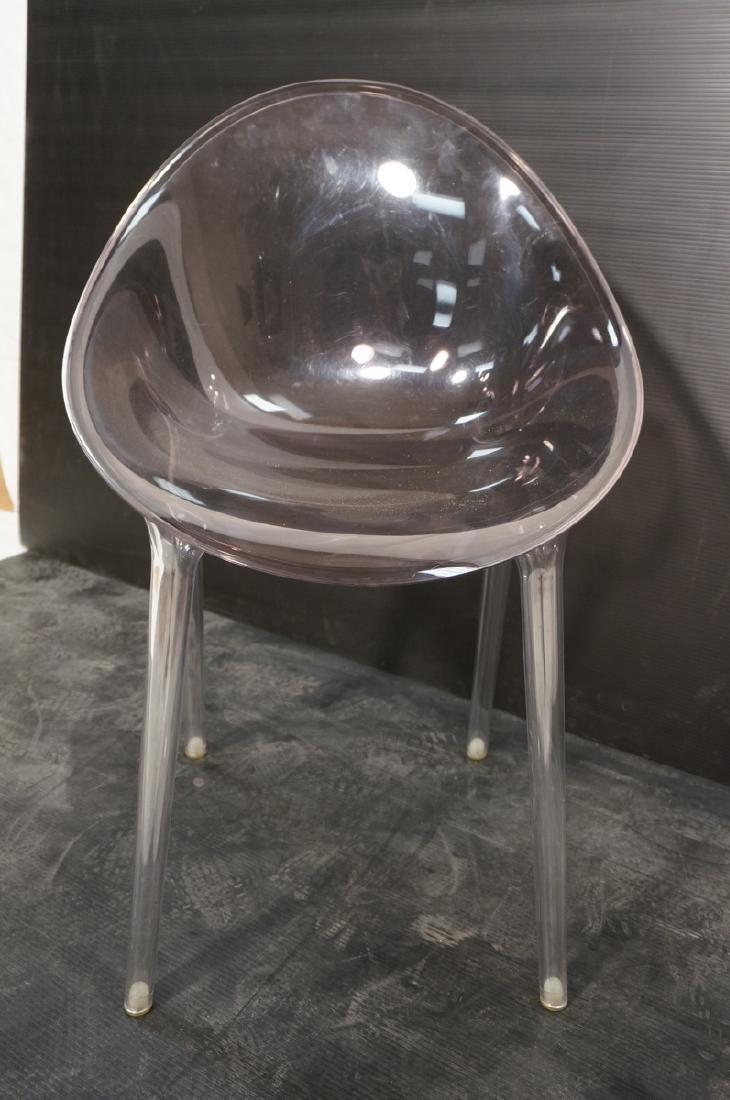 Kartell Mr Impossible STARK chair. Modernist Luci - 3