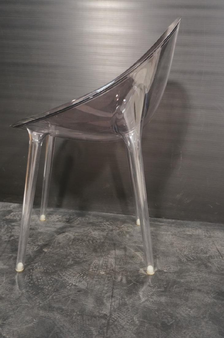 Kartell Mr Impossible STARK chair. Modernist Luci - 4