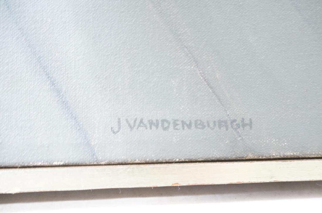 "JESSE VANDENBURG ""Red Apple"" Oil Painting. Still - 3"