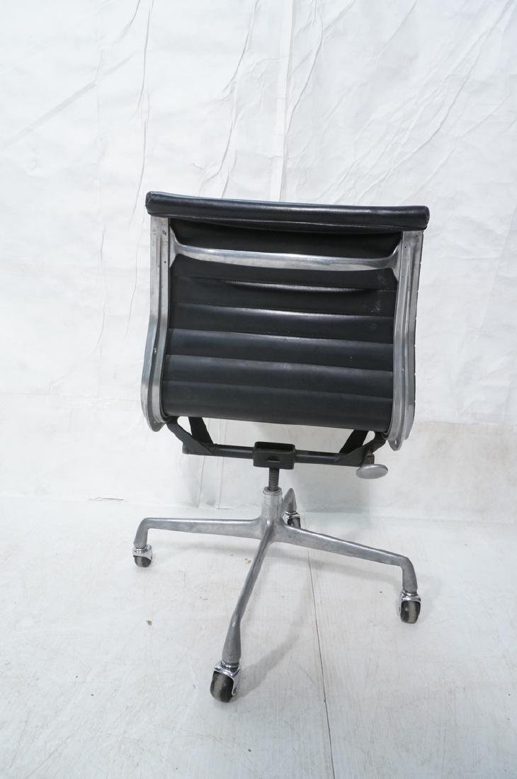 HERMAN MILLER Executive Office Desk Chair. Black - 6