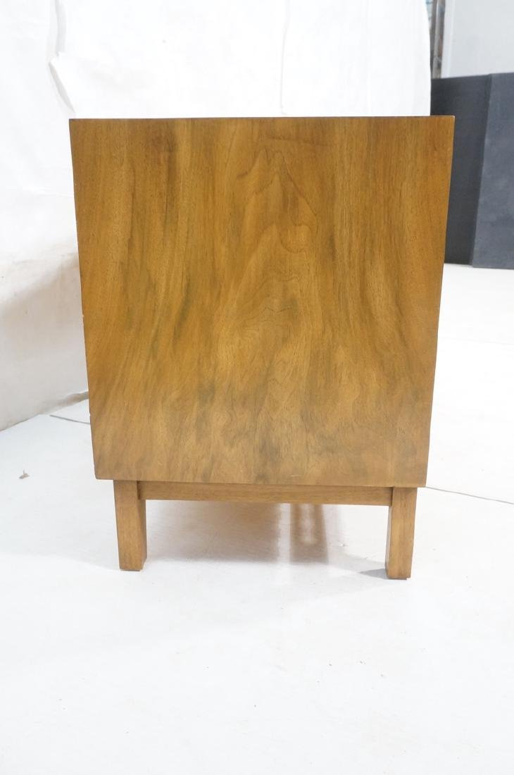 Low 2 Door Cabinet Credenza. Sculptural vertical - 3