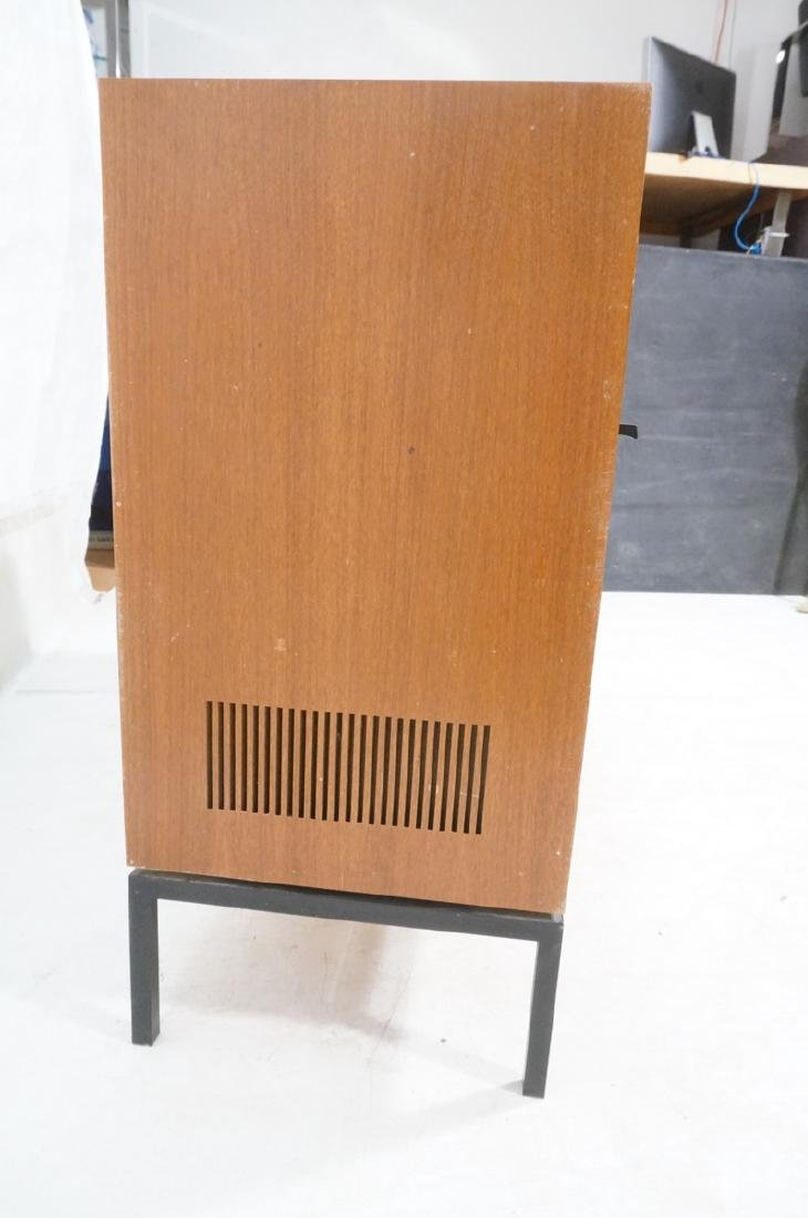 GRUNDIG Stereo Cabinet. Stereo and turntable, con - 5