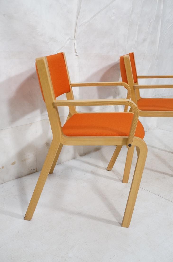 Pr MAGNUS OLESEN for DURUP Danish Modern Chairs. - 3